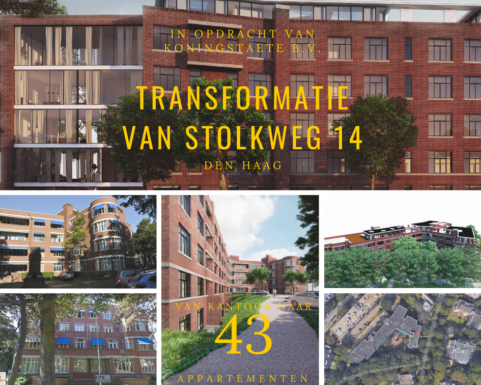 Transformatie Van Stolkweg 14 Den Haag