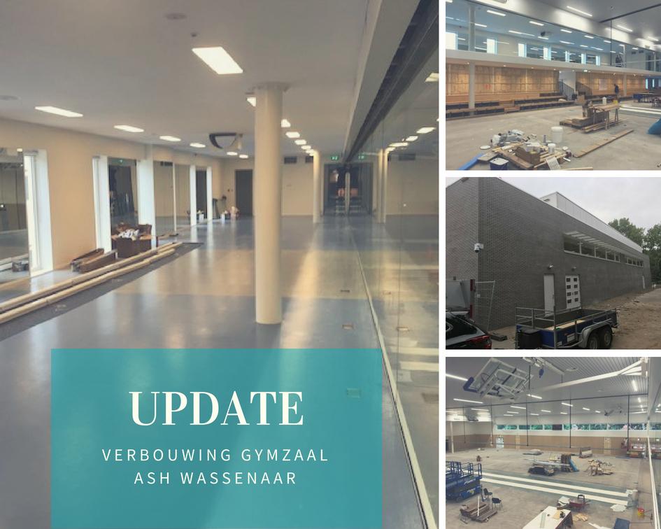 Update Werkzaamheden ASH Wassenaar