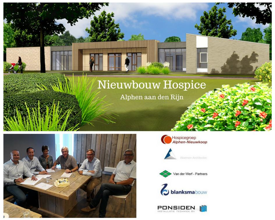 Nieuwbouw Hospice