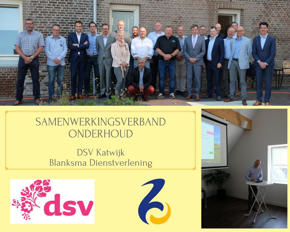 Onderhoudsovereenkomst DSV En Blanksma Dienstverlening