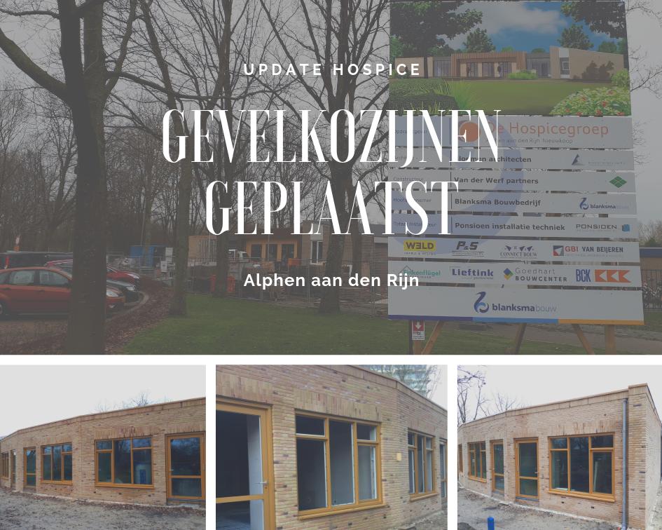 Update Bouw Hospice Alphen Aan Den Rijn