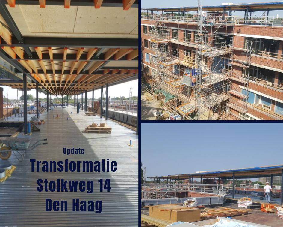 Update: Transformatie Stolkweg 14 Den Haag