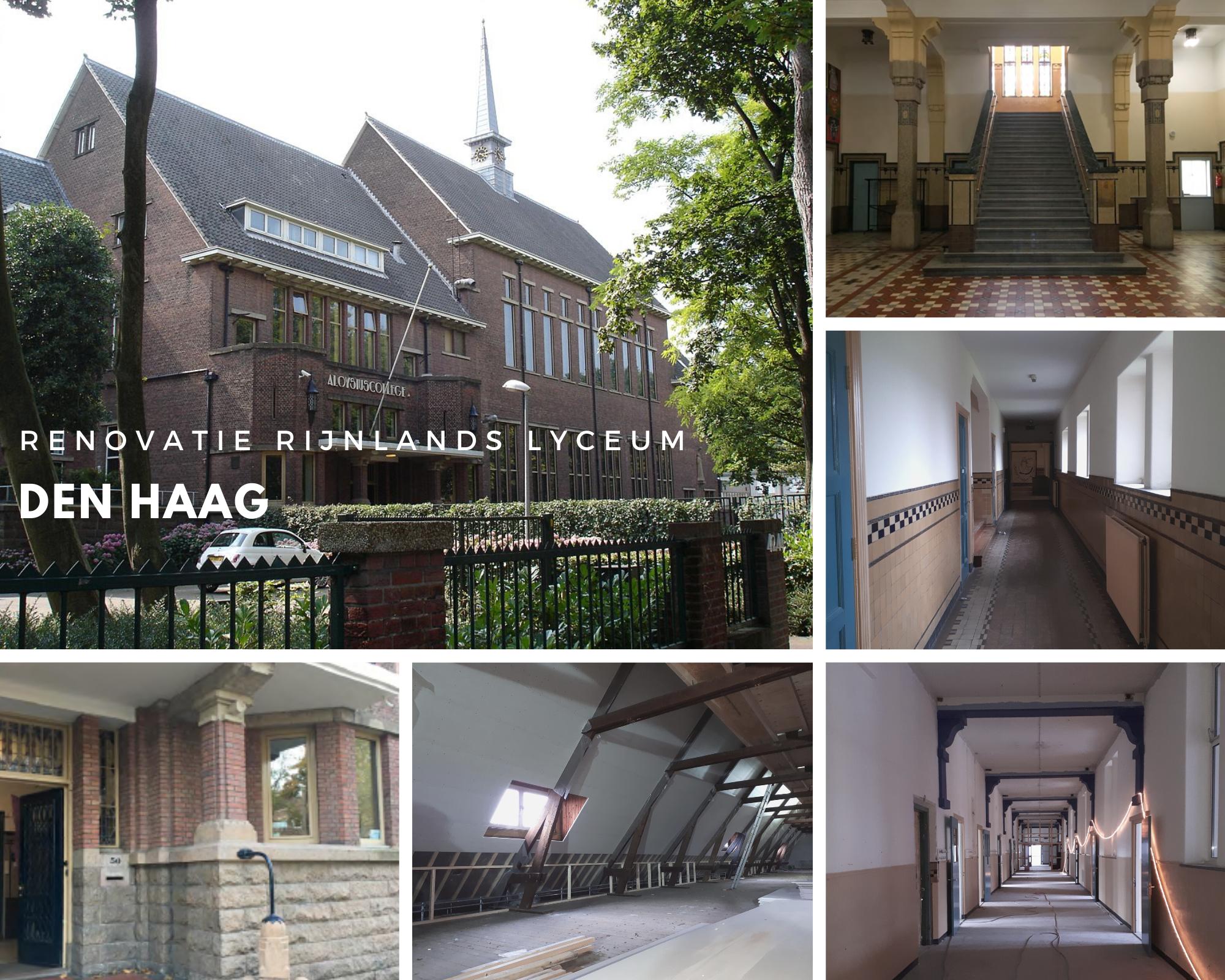 Totaalrenovatie Van De Europese School Den Haag