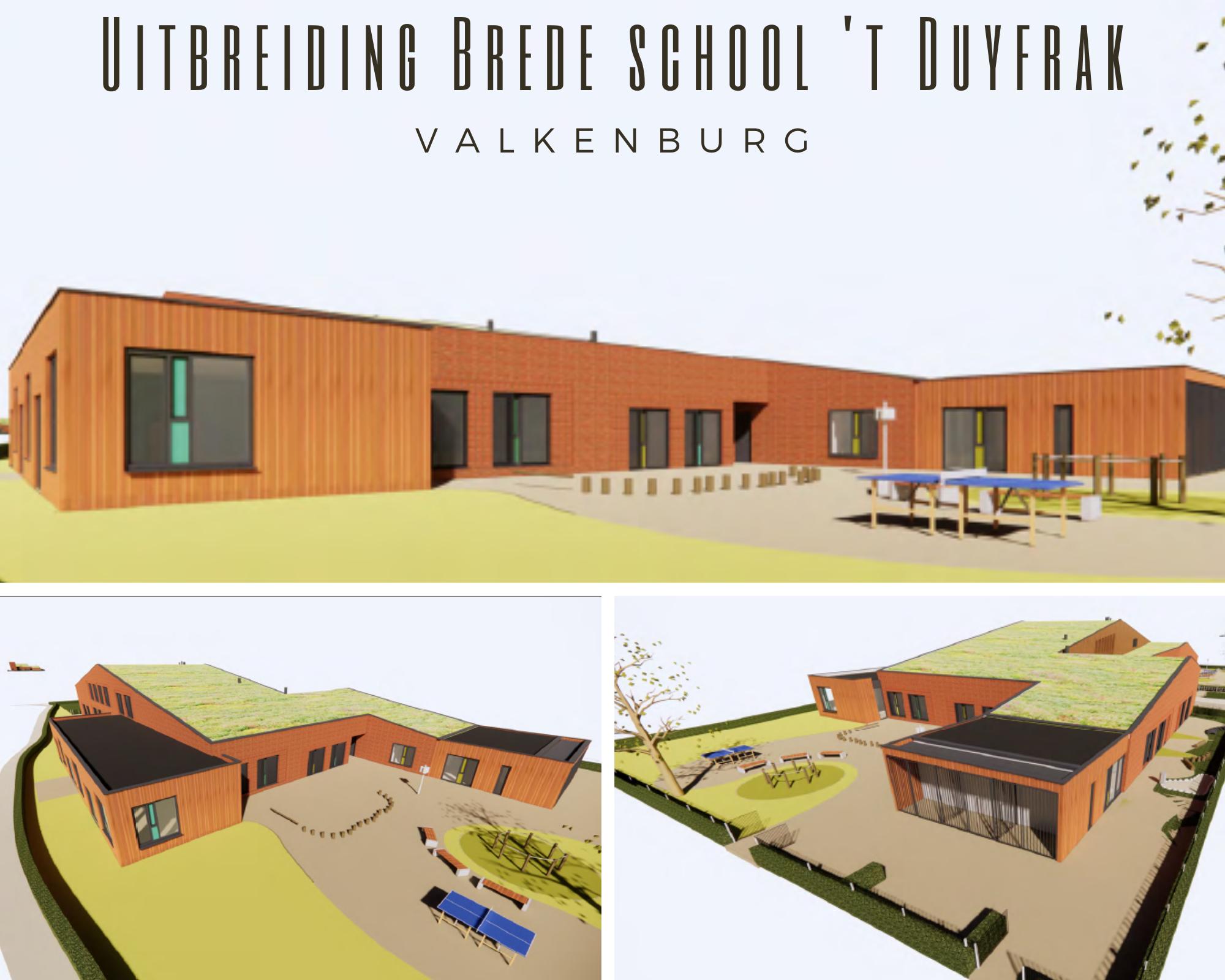 Uitbreiding 't Duyfrak Te Valkenburg
